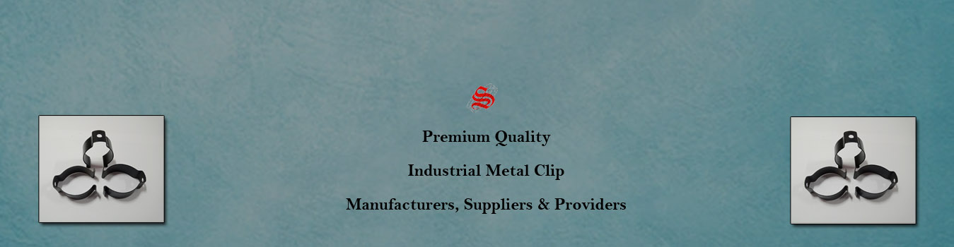 Industrial Metal Clip